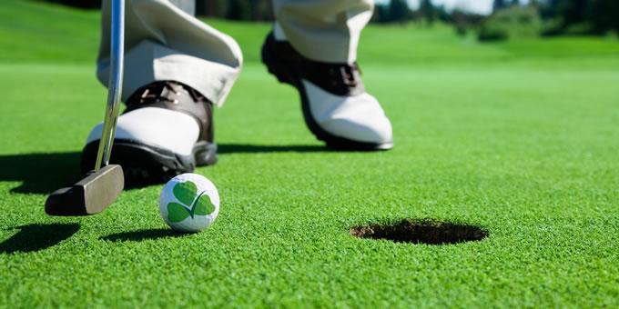Golf Image Shamrock